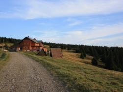 Przełęcz Gierałtowska - Bystrzyca Kłodzka