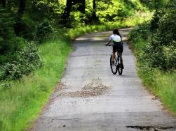 Gminna trasa rowerowa 2 Pod Łyścem
